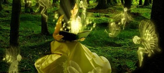 Практика работы с природными духами